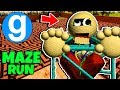 Brand New Baldi's Basics in Education and Learning First Prize Maze Run #8 (Gmod)Garry's Mod