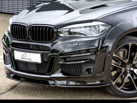 2015 LUMMA Design CLR X6 R based on BMW X6