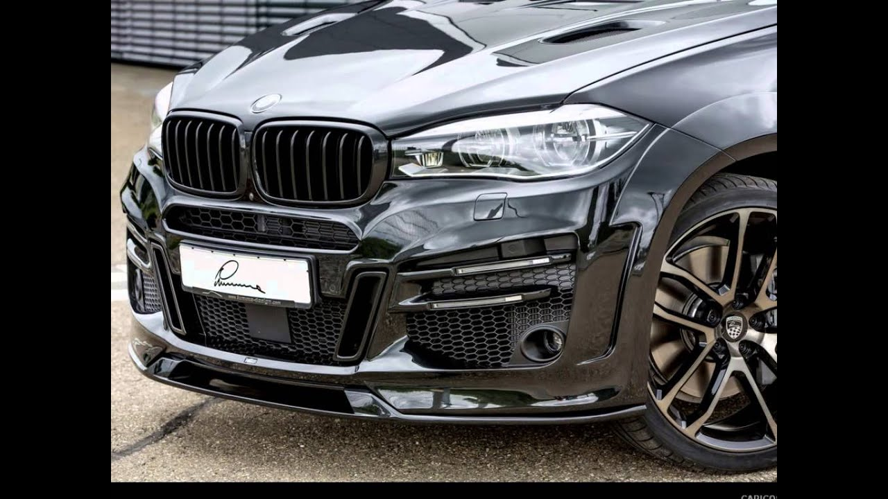 2015 Lumma Design Clr X6 R Based On Bmw X6 Youtube