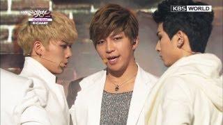[Music Bank] U-KISS - Standing Still (2013.03.08)