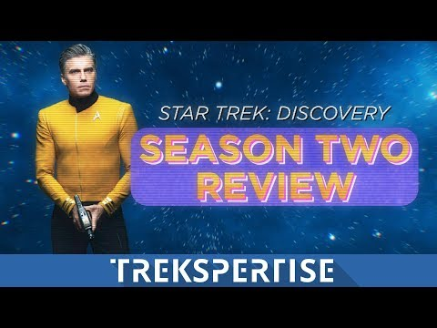 Star Trek: Discovery Season 2 END-OF-SEASON Review