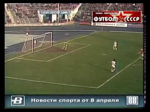 1988 Арарат (Ереван) - Нефтчи (Баку) 0-0 Чемпионат СССР по футболу