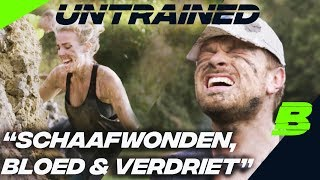 IRIS KEIHARD ONDERUIT?!  | UNTRAINED - Concentrate BOLD