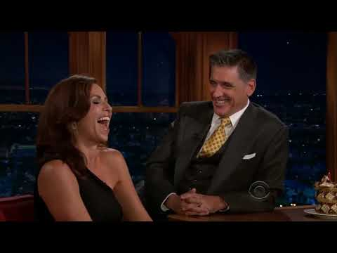 Minnie Driver Is Dirty and Rude with Craig Ferguson