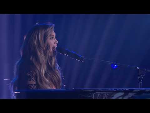 Delta Goodrem and Adam Ladell sing 'True Colours' | The Voice Australia 2016