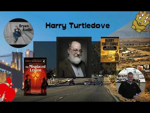 Mirage: Speculating on Speculative Fiction #29 Harry Turtledove w/ Brent Harris