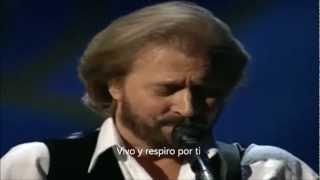 Bee Gees - Amar A Alguien (Subtitulada en Español)
