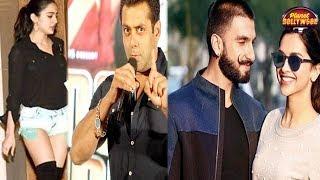 Sara Ali Khan Irks Salman Khan | Ranveer Singh ...