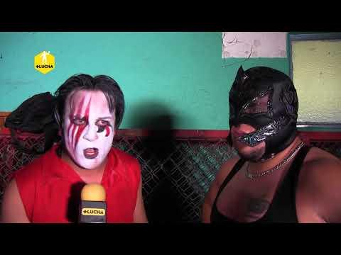 """Sable e Ironía: """"Vamos a ser lon nuevos campeones de parejas de X-LAW, el 16 de septiembre"""""""