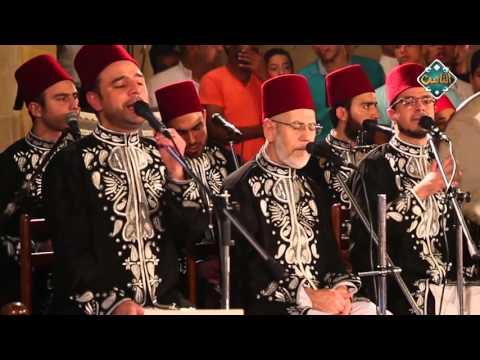 قمر سيدنا النبي - إنشاد فرقة المرعشلي | قناة الناس