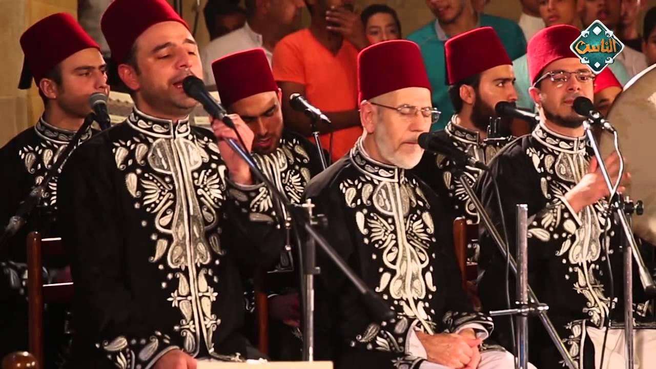 قمر سيدنا النبي - إنشاد فرقة المرعشلي   قناة الناس