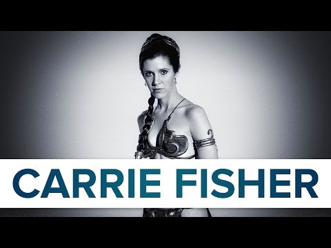 Top 10 Facts - Carrie Fisher // Top Facts