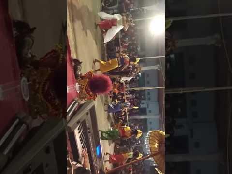 Perform Kesenian Leak SBT Saragan banyurojo Magelang