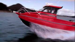 Stabicraft 2150 Supercab -- Australia's Greatest Alloy Boat 2011