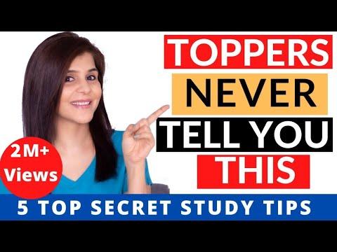 Secret Study Tips
