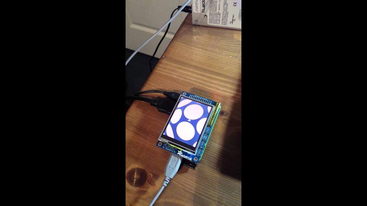 Leddartech Leddar® M16 Sensor Module interfaced with Raspberry Pi