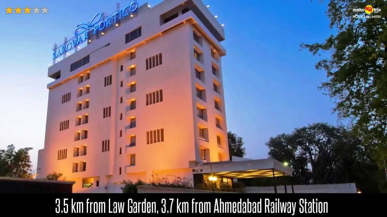 Hotel Royal Sarovar Portico Siliguri Sarovar Portico Ahmedabad Youtube