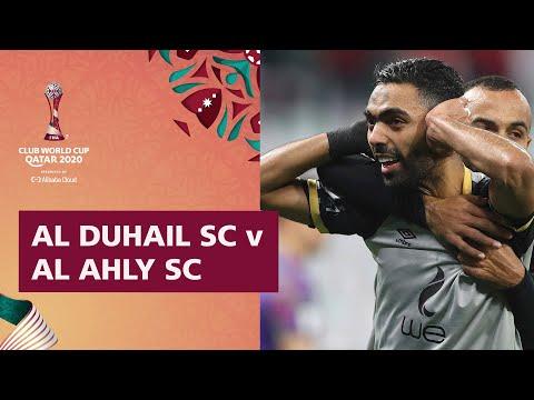 Al Duhail v Al Ahly | FIFA Club World Cup Qatar 2020 | Match Highlights