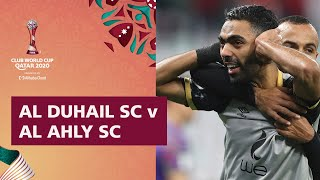 Al Duhail v Al Ahly | FIFA Club World Cup Qatar 2020 | Match Highlights
