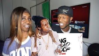 Lil Wayne - Big Bad Wolf (Official Audio) 'REACTION'