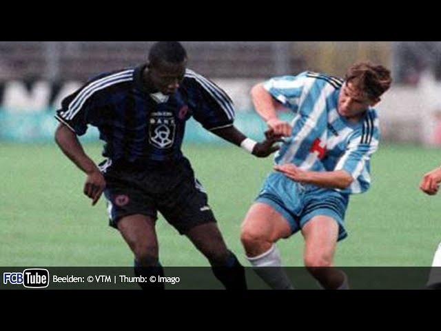 1997-1998 - UEFA-Cup - 01. 32ste Finale - Hit Gorica - Club Brugge 3-5