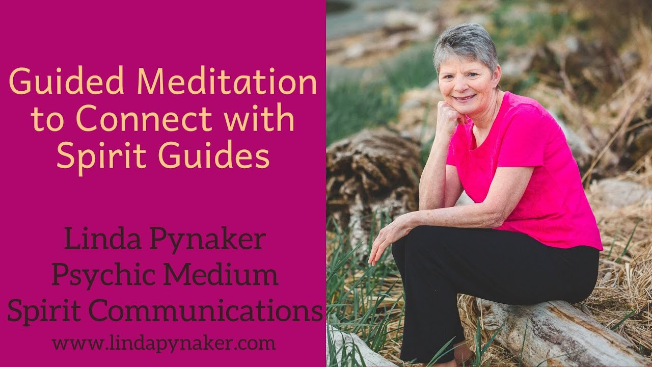 Guided Meditation to Connect with Spirit Guides - YouTube