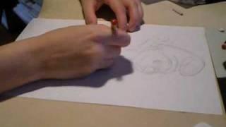 draw a smurf