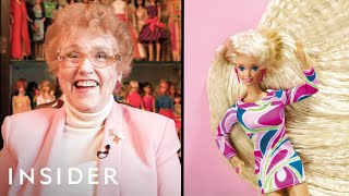How This Woman Designed Barbie's Most Iconic Outfits For 35 Years