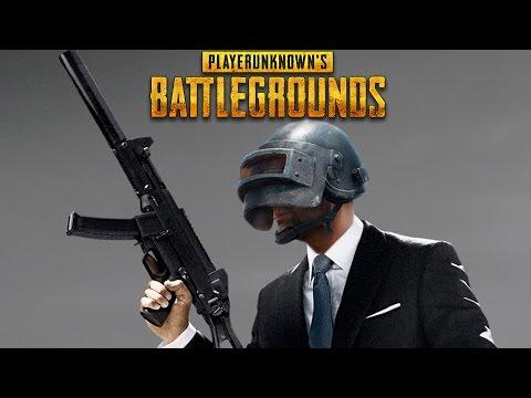 SMG & Pistols Only  - Battlegrounds Custom Game