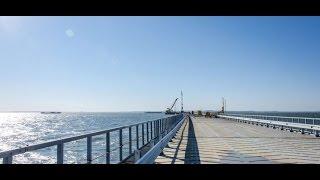 Опять крымский мост, едем в доль