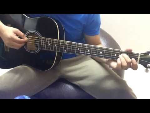 Guitar gulabi aankhen guitar tabs : Gulabi Aankhen Tabs/lead - guitar lesson - YouTube