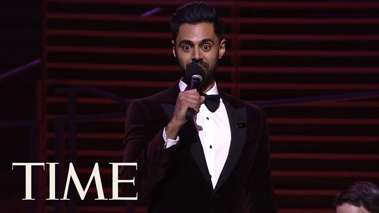 Hasan Minhaj Toasts Saudi Activist Loujain Al-Hathloul, Urges White House Support | TIME 100 | TIME