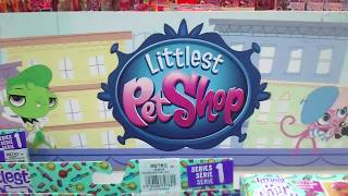 Littlest Petshop , Littlest Petshop Toys, Toy TV , Kids Toy, Girl's Toy , Cute Animals , Baby Toys ,