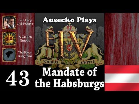 EUIV The Habsburg Mandate 43 [Russian Manpower]