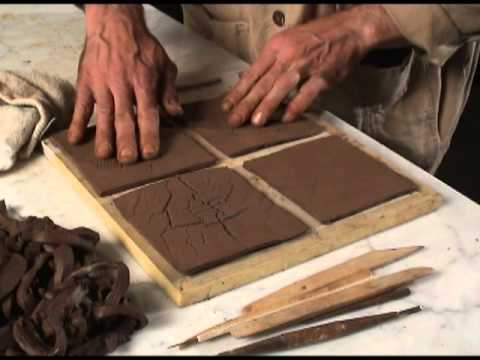 Ceramic Tile Making