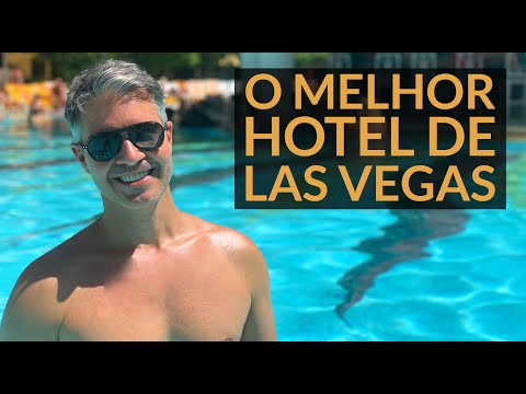 ENCORE, No WYNN RESORTS - O Melhor Hotel De LAS VEGAS