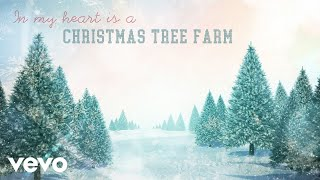 Taylor Swift - Christmas Tree Farm (Lyric Video)