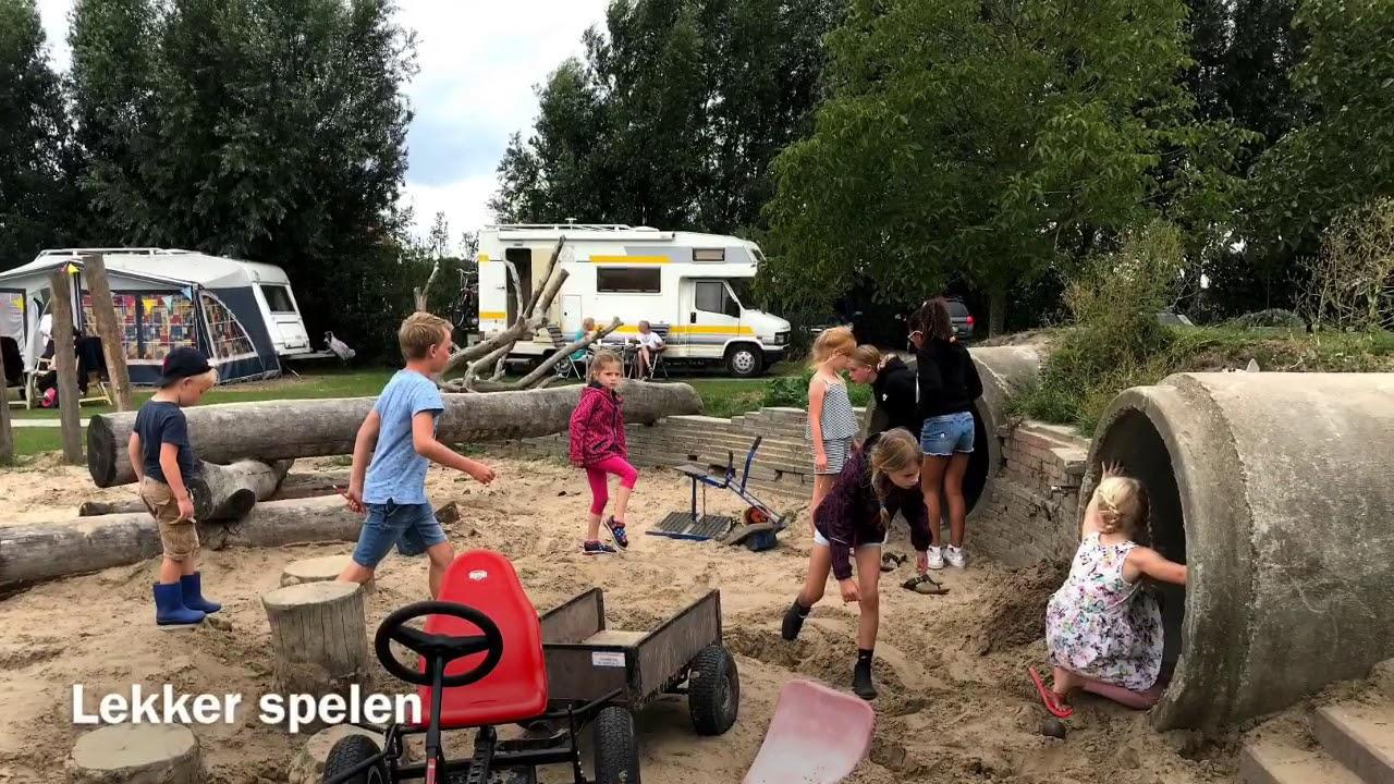 Bende op de camping - YouTube