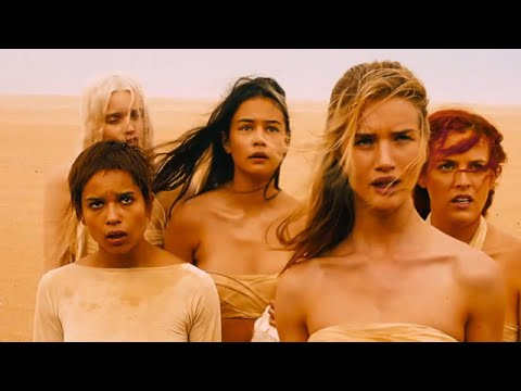 映画『マッドマックス 怒りのデス・ロード』特別「5人の妻たち」映像