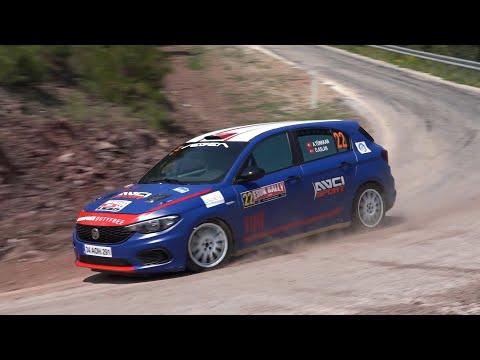 Ali Türkkan - Onur Aslan | Fiat Egea 1.4 T-jet | 2019 | ESOK Rally