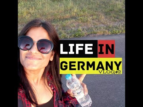 Life in Germany | Nikita Vlogs | The Happy Hoot | Indian in Germany