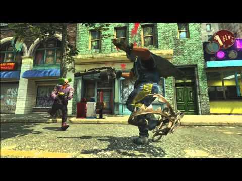 Gotham City Impostors GamesCom 2011 Customization Trailer