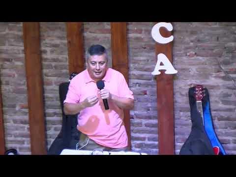 RE CONOCER (Salmo 100) | Sergio Rosales | Casa Bíblica Argentina
