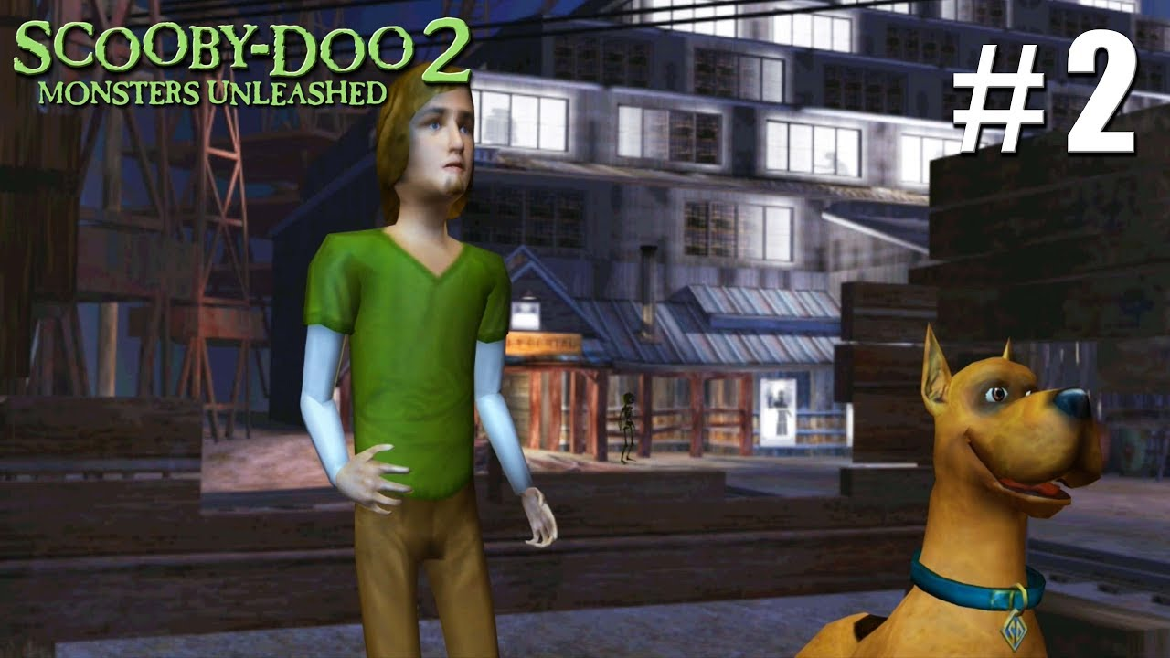 Scooby Doo 2 Monsters Unleashed Pc Walkthrough Gameplay Part 2 Youtube