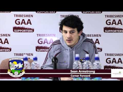 6th March 2012 Interview with Galway's Sean Armstrong.mp4