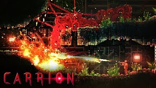 Carrion - Official Gameplay Trailer