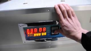 WQ 528 - повний автоматичний інкубатор