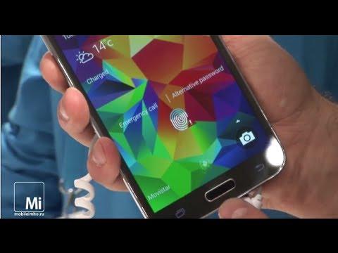 Samsung Galaxy S5. Пятый прибыл! на MWC2014
