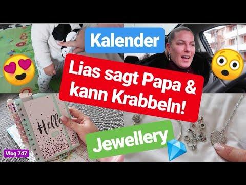 """Bullet Journal l """"Lias ist zu dick""""? Baby Update! l Schmuckhaul l Vlog 747"""