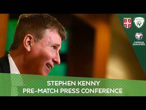 PRE-MATCH PRESS CONFERENCE | Stephen Kenny
